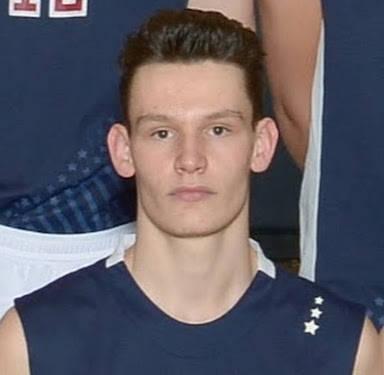 Coronado's Alex Winiarczyk is a member of the Nevada Preps all-state boys volleyball team.