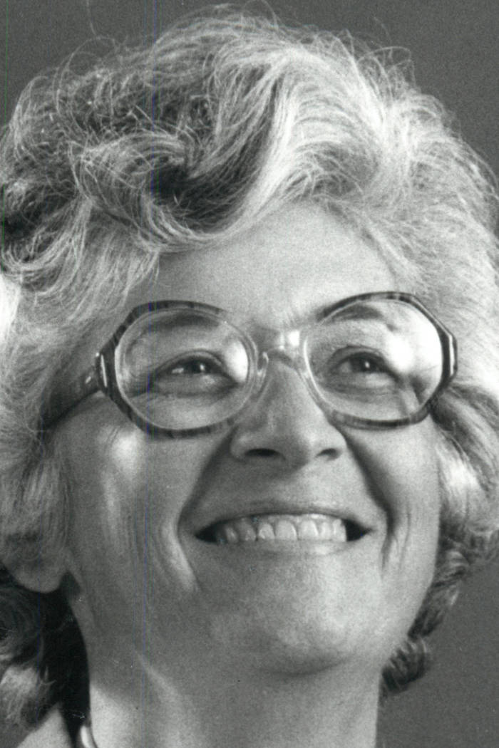 Jean Ford in 1978