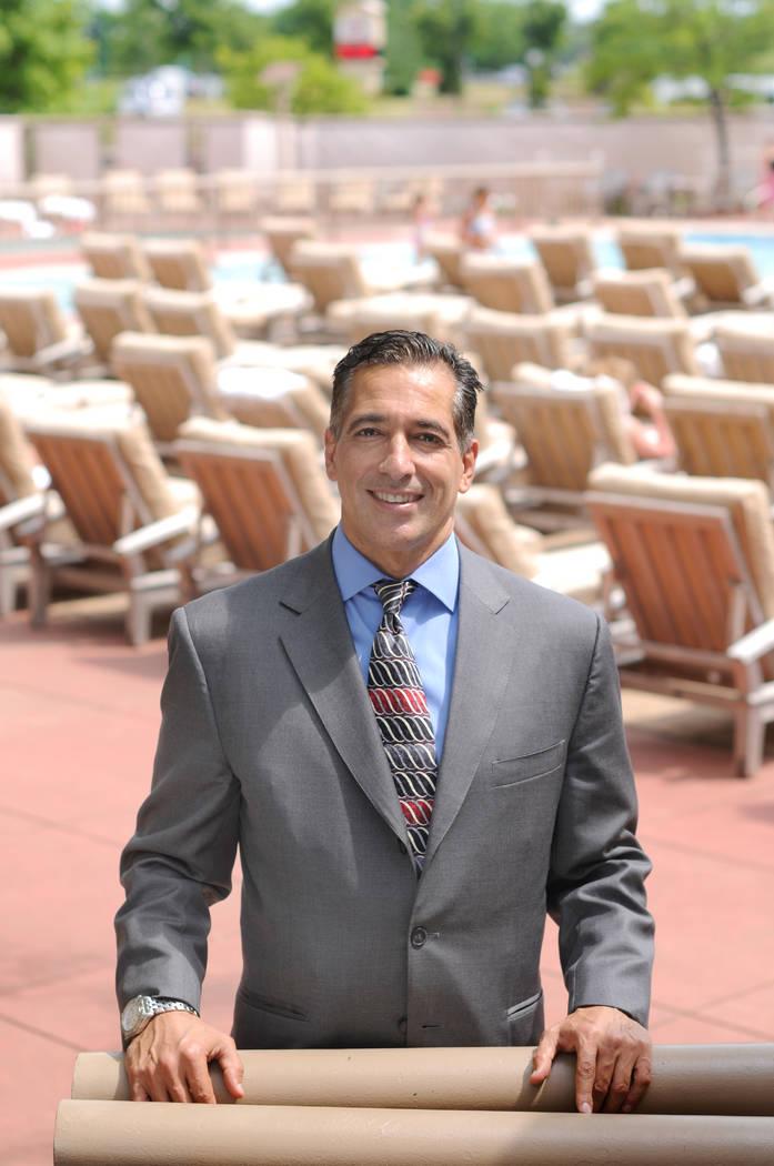 Life Time founder Bahram Akradi