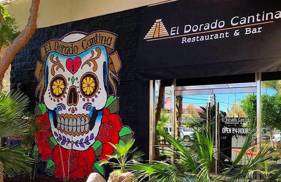 The exterior of El Dorado Cantina (El Dorado Cantina/Facebook)