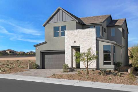 Pardee Homes' Cobalt neighborhood in Skye Canyon has a limited number of move-in-ready homes, ...