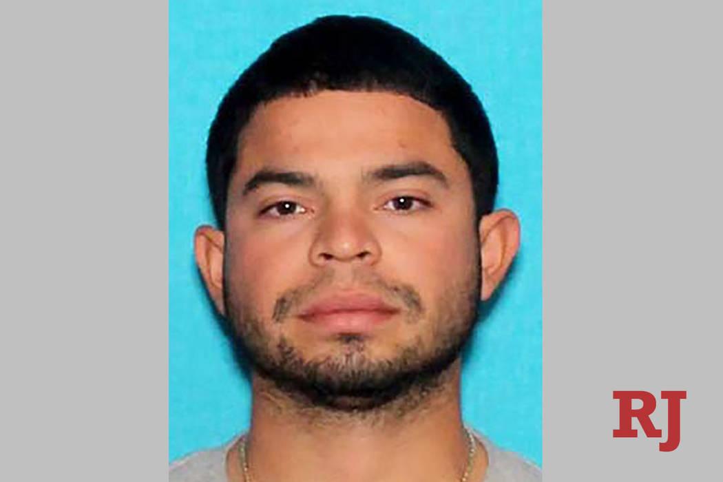 Jonathan Mora (Las Vegas Metropolitan Police Department)
