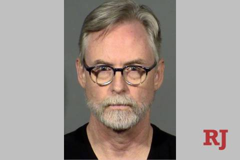 John Robert Morris (Las Vegas Metropolitan Police Department)
