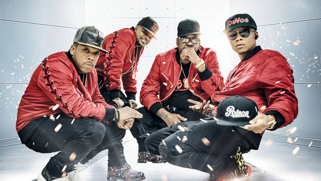 R&B supergroup RBRM reunites New Edition members Bobby Brown, Ricky Bell, Michael Bivins and Ro ...