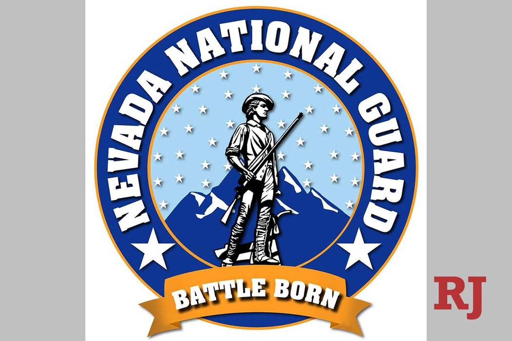 Nevada National Guard soldier dies during training in