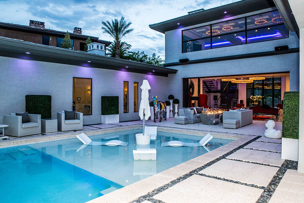 Local designer Angeles Scorsetti and her husband, Steve Mason, purchased a home in MacDonald Hi ...