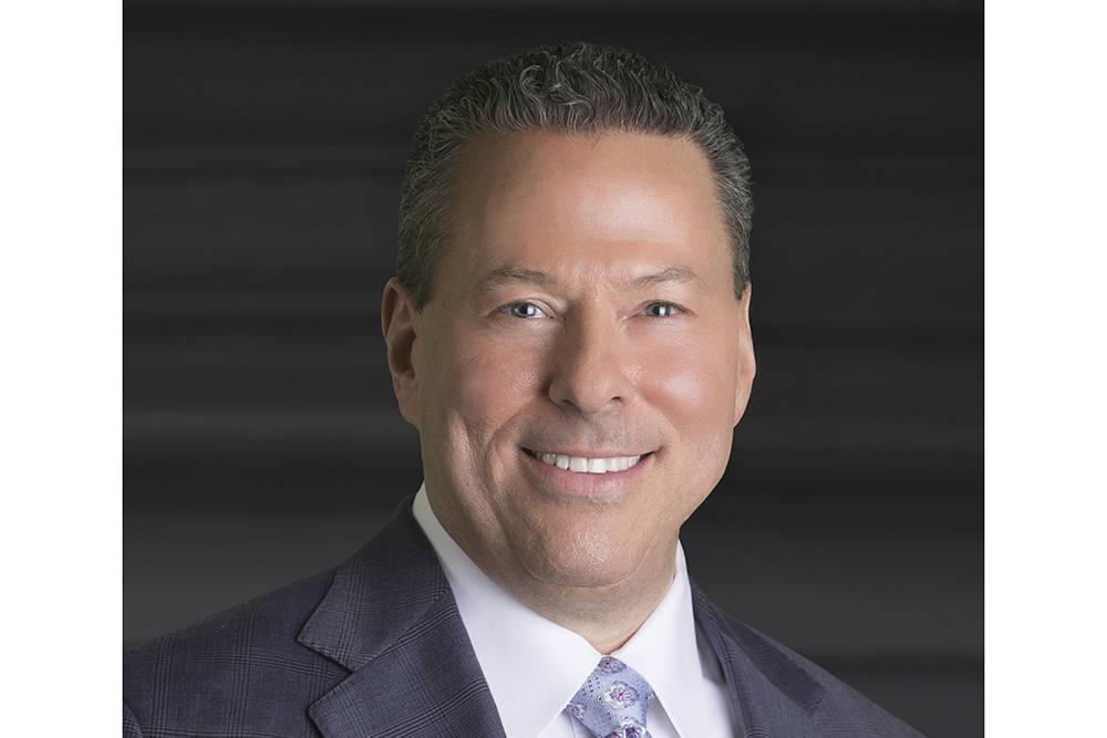 Mark Stark, CEO, Berkshire Hathaway HomeServices Nevada Properties