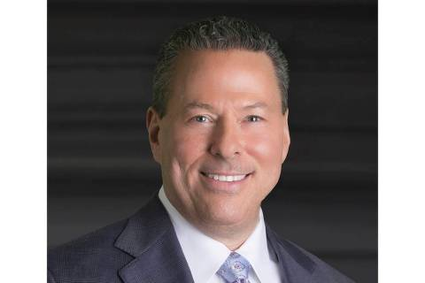 Mark Stark, CEO, Berkshire Hathaway HomeServices Nevada Properties