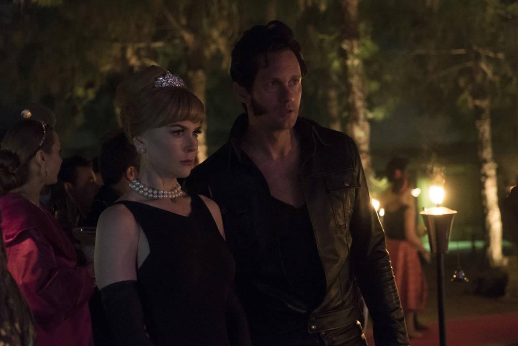 """Big Little Lies"" Nicole Kidman, Alexander Skarsgard. photo: Hilary Bronwyn Gayle/courtesy of HBO"