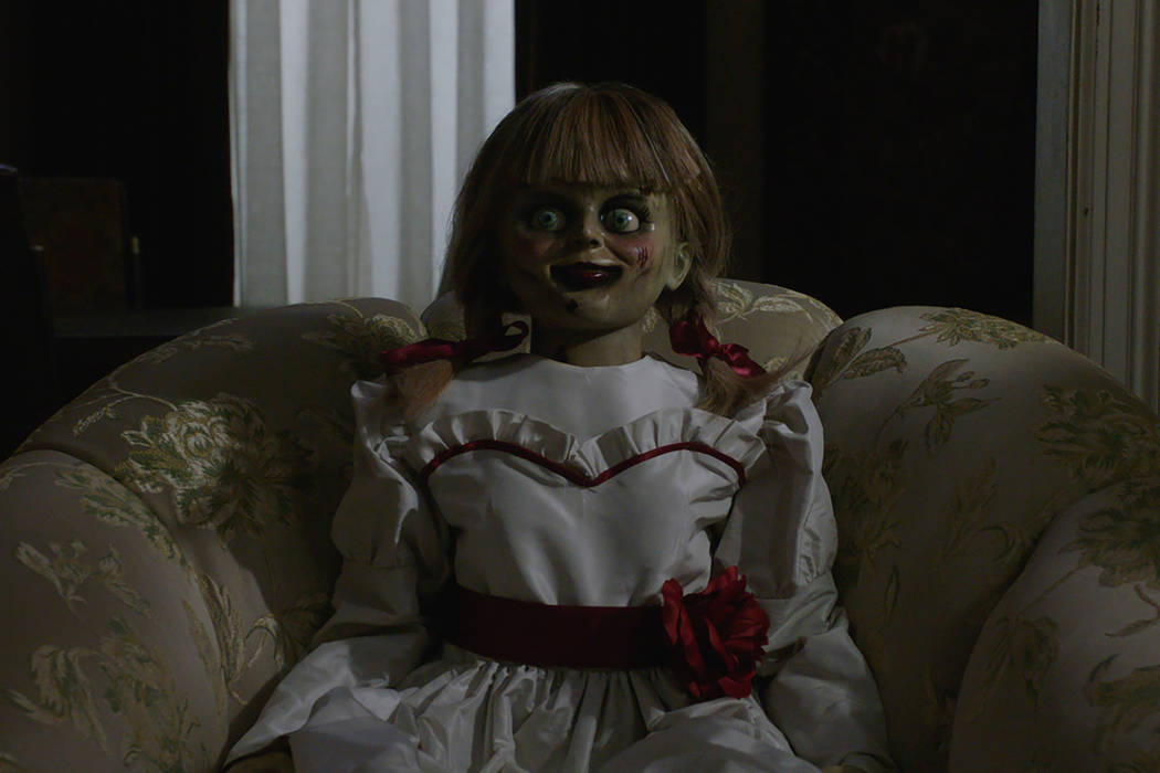 """""""Annabelle Comes Home"""" opens June 26. (Warner Bros. Pictures.)"""