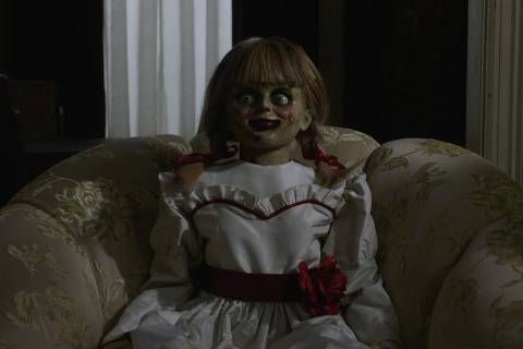 """Annabelle Comes Home"" opens June 26. (Warner Bros. Pictures.)"