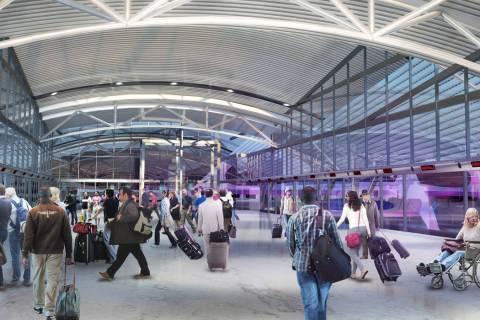 Los Angeles International Airport (Facebook)