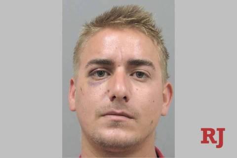 Nicholas Schwarz (Henderson Police Department)