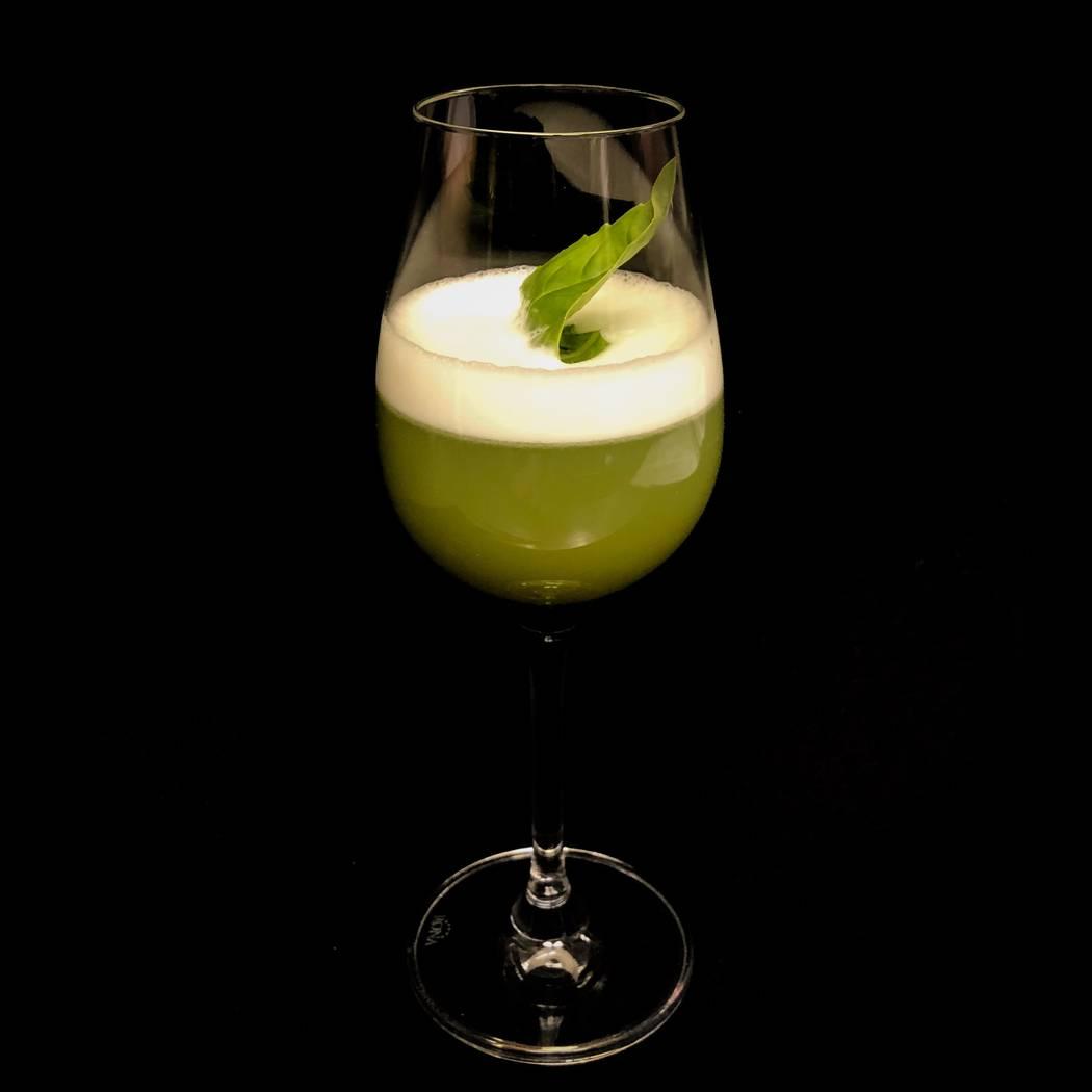 Alcino cocktail. Jaleo