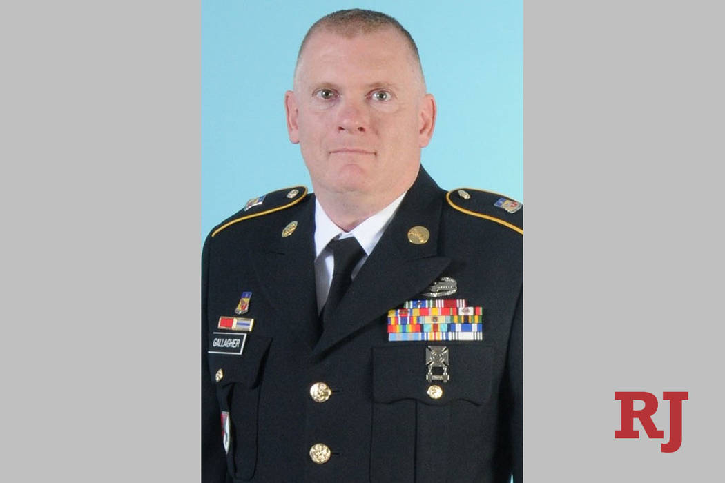 Staff Sgt. David Gallagher (Nevada National Guard)