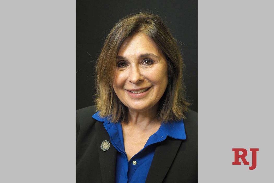 Victoria Seaman (Las Vegas Review-Journal)