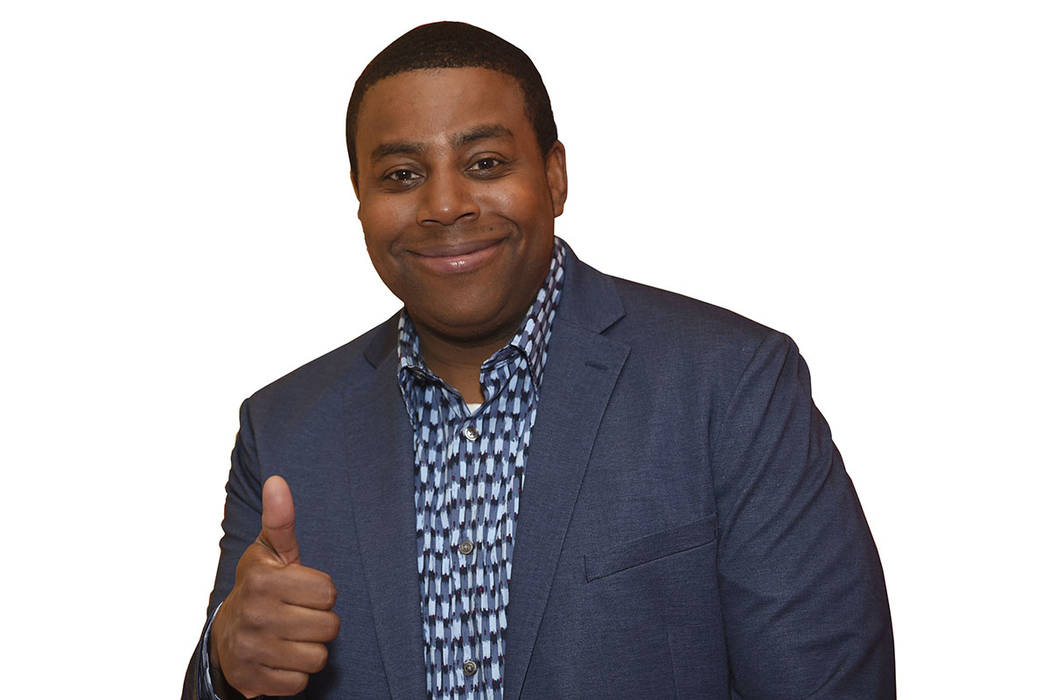 "Kenan Thompson, from the cast of ""The Kenan Show,"" attends the NBC 2019/2020 Upfront ..."