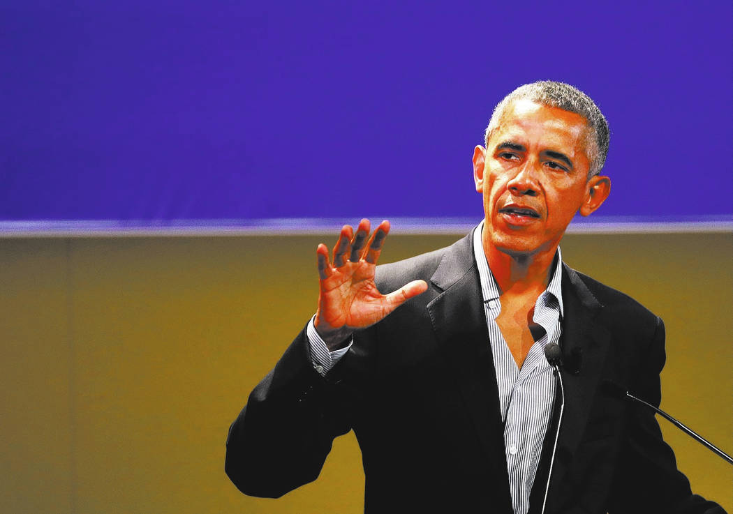 Barack Obama. (AP Photo/Luca Bruno)