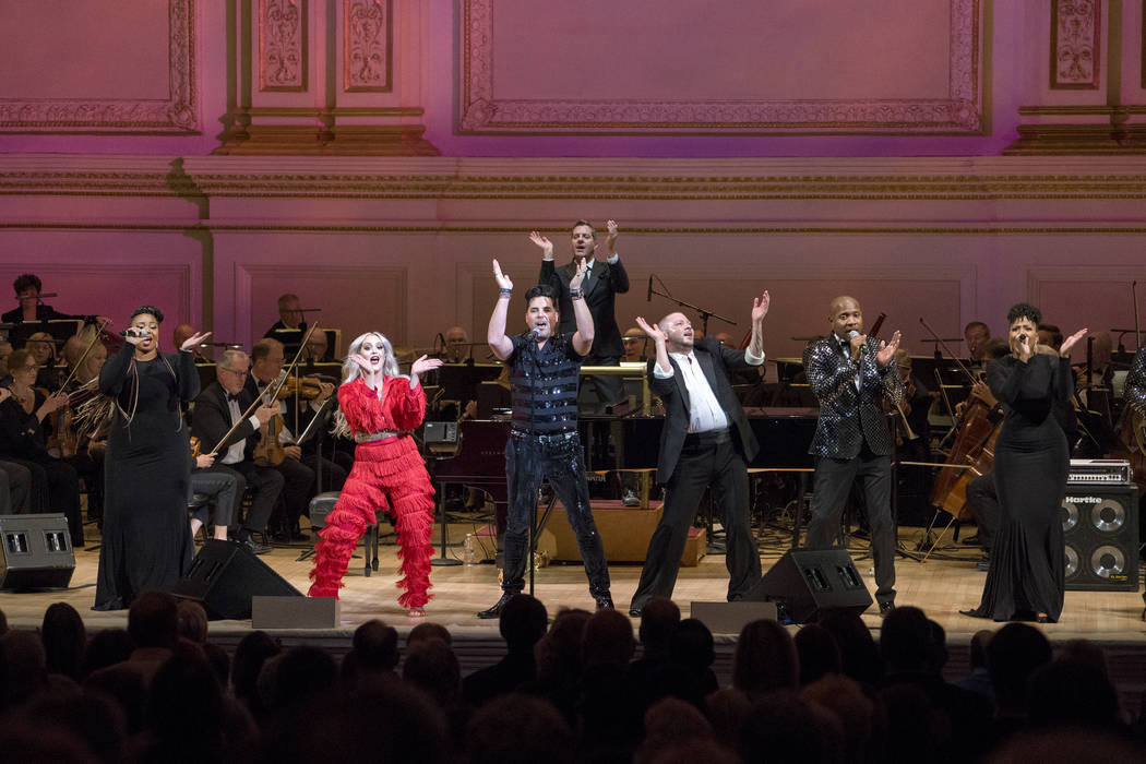 "Photo: ""Roll Over Beethoven: A Different Kind of Orchestra"" The New York Pops Steven ..."