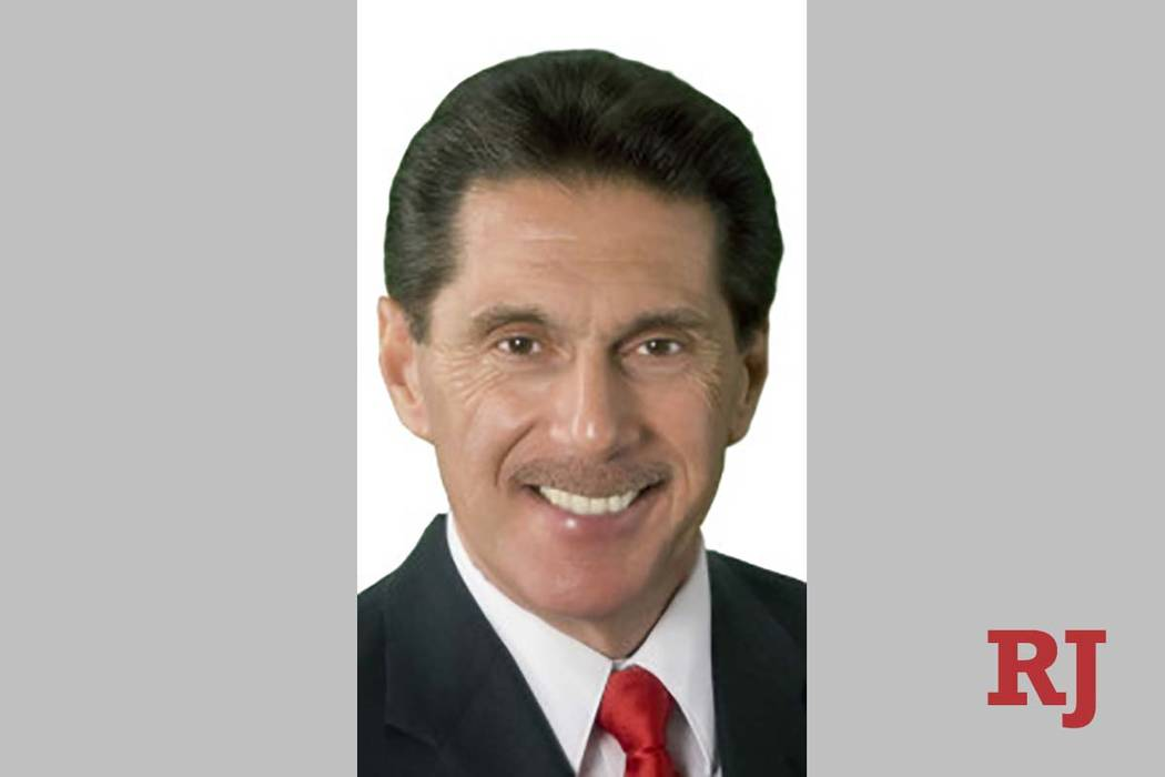 Richard Cherchio (Las Vegas Review-Journal)
