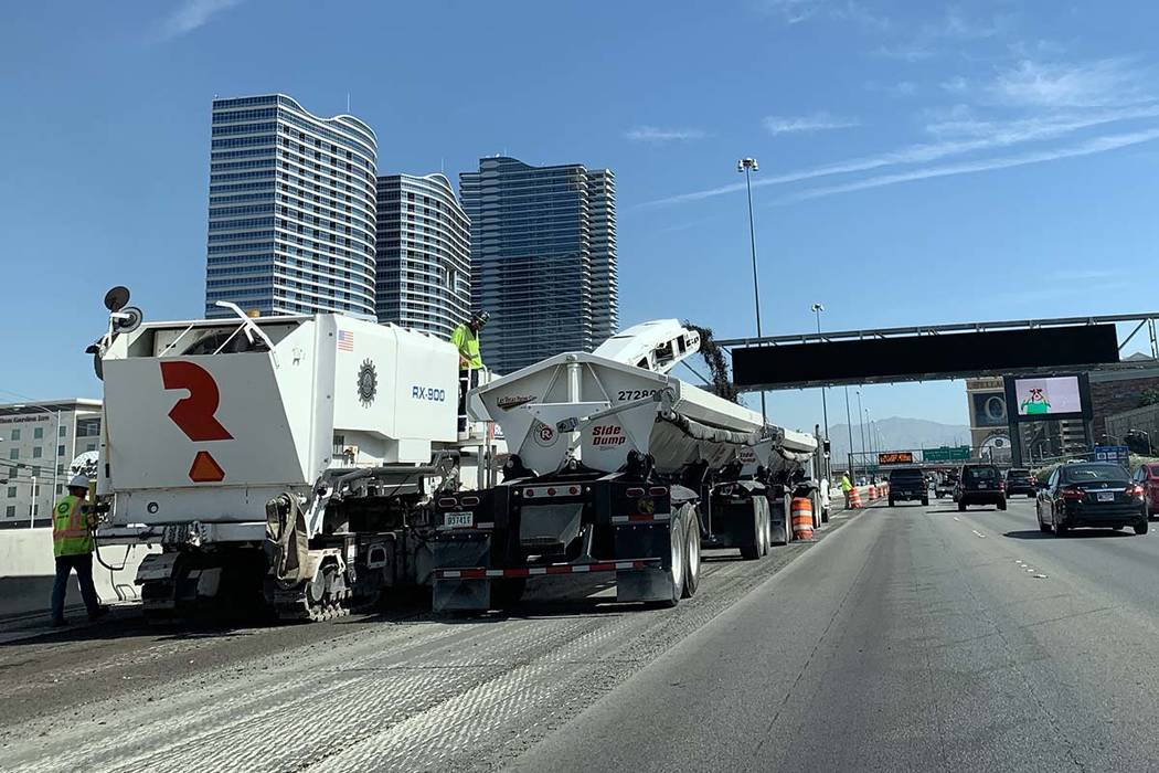Paving work for Project Neon enters the final stretch this weekend ahead of enforcement of high ...