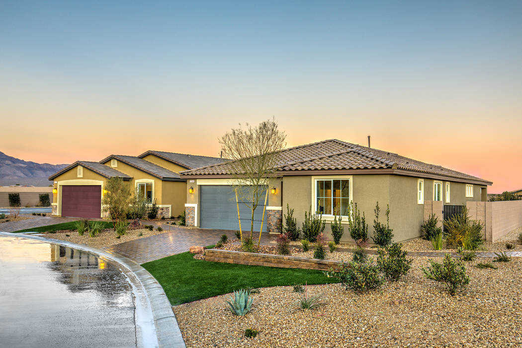 Carina Pointe is the only single-story community in Valley Vista, a new master-planned communit ...