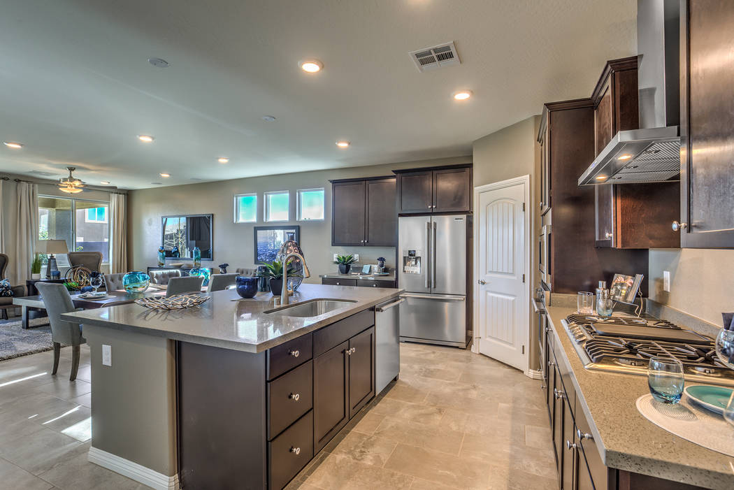 Valley Vista is a new master-planned community in North Las Vegas that will comprise of more th ...