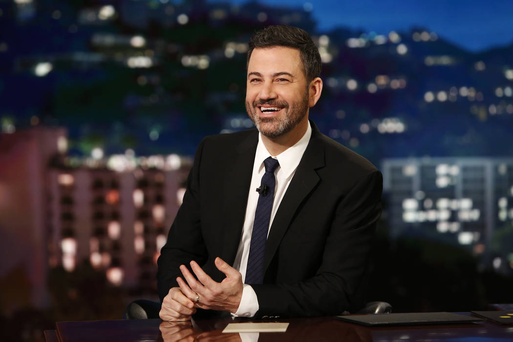 Jimmy Kimmel is donating whatever profits he would receive at his Jimmy Kimmel's Comedy Club ...