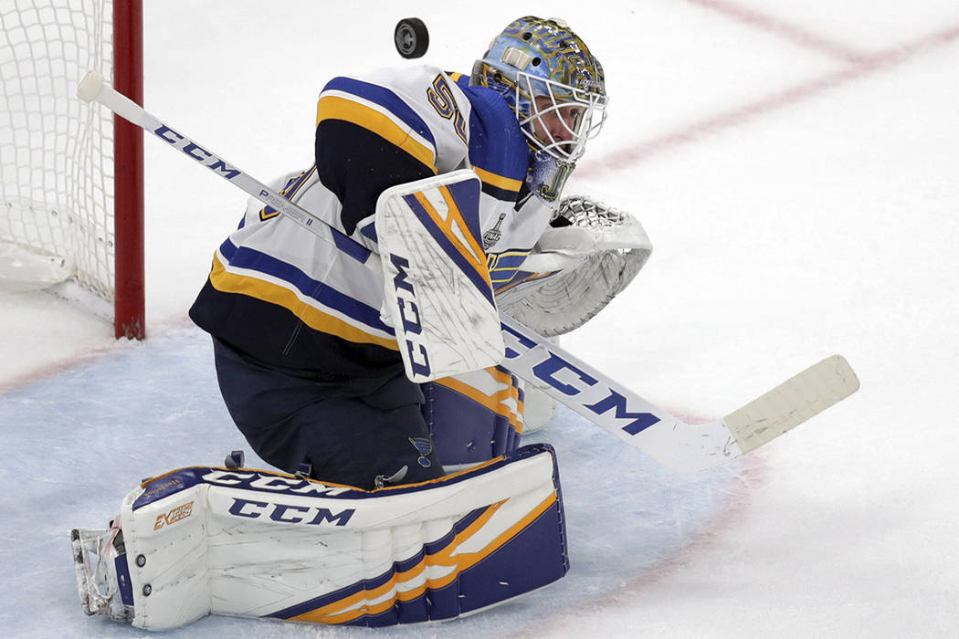 Blues trounce Bruins in Game 7, win 1st Stanley Cup crown | Las