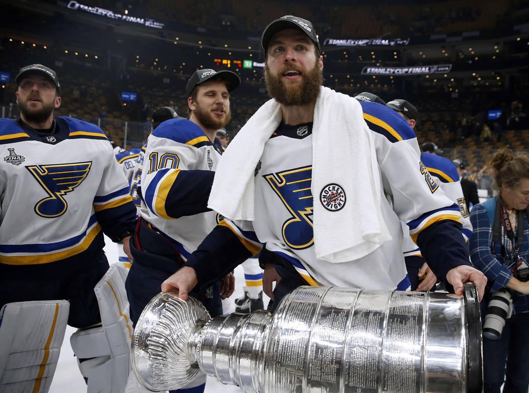 Long shot St  Louis Blues cost sportsbooks by winning