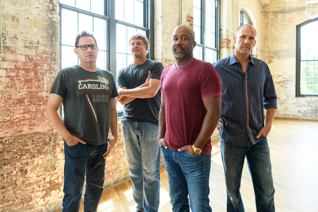 Hootie & the Blowfish went on hiatus in 2008 as singer Darius Rucker embarked on a solo career. ...