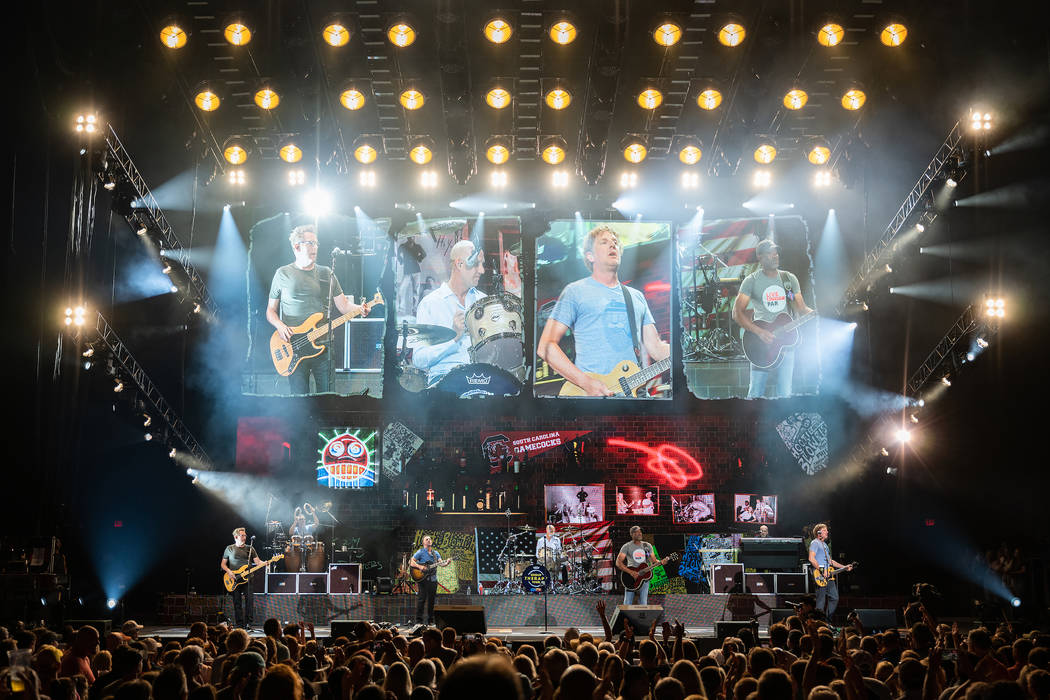 Hootie & the Blowfish are currently ensconced on a 44-date tour, their first in over a decade. ...
