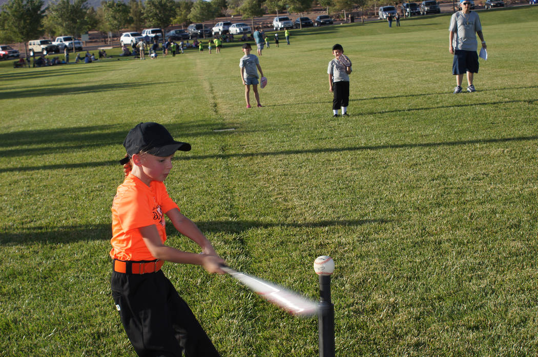 Courtesy photo Clinics for the city's youth baseball programs will be offered in early April.