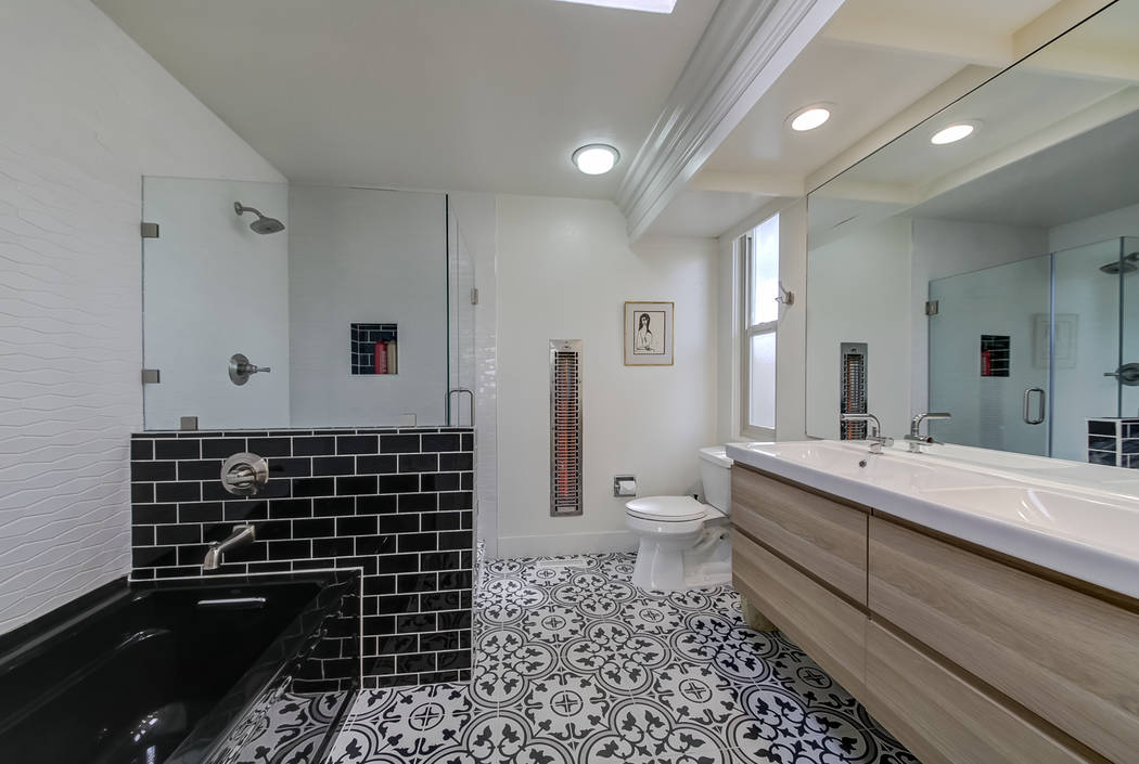 The home measures 1,980 square feet and has one full bathroom. (Realty One Group)