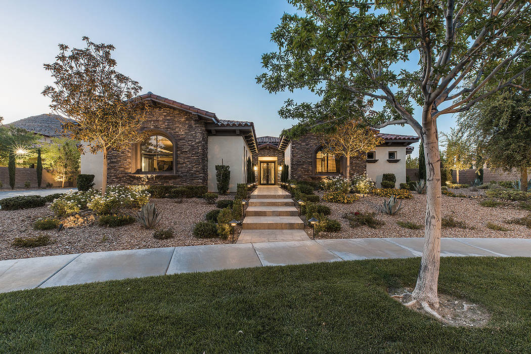 The home is in Southern Highlands. (Ivan Sher Group)