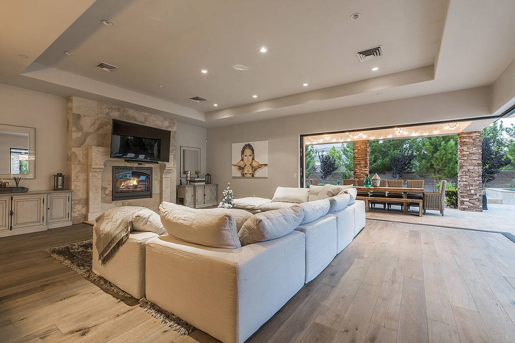 The great room. (Ivan Sher Group)