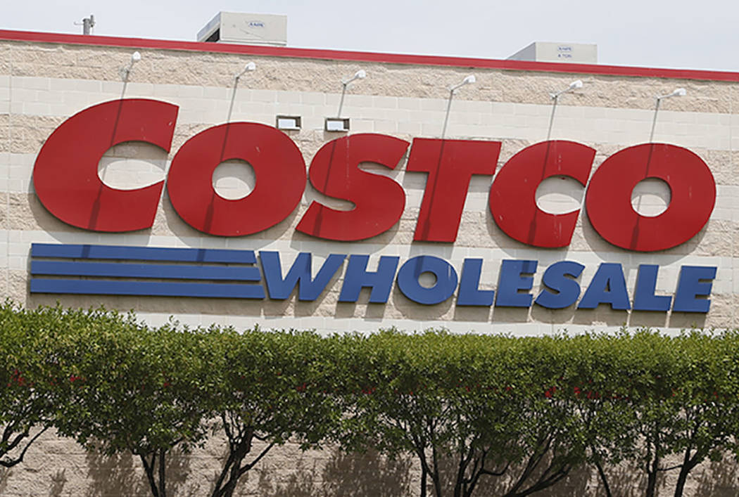 A Costco store. (AP Photo/Wilfredo Lee)