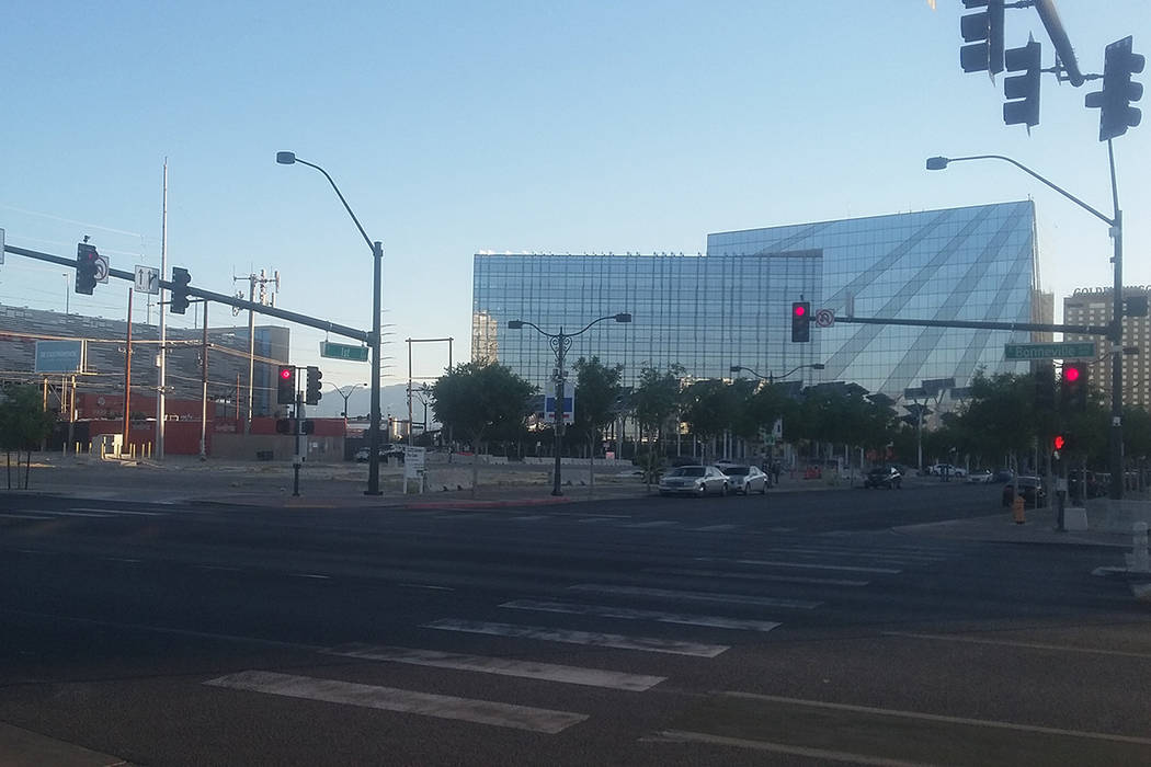 A warm and sunny day is in store for the Las Vegas Valley on Saturday, June 15, 2019, according ...