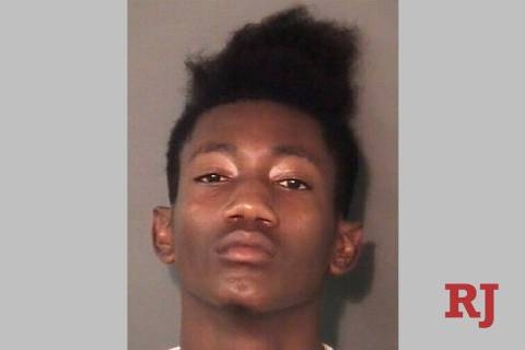 Jataveon Dashawn Hall (Orange County Sheriff's Office via AP)