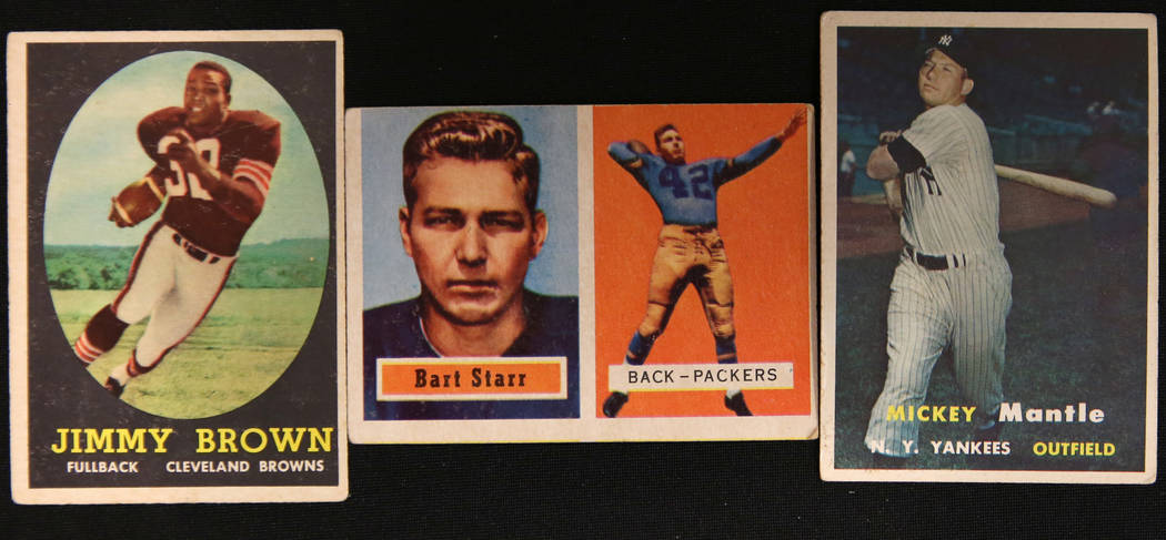 Baseball Card Collectors Becoming Traveling Salesmen Las