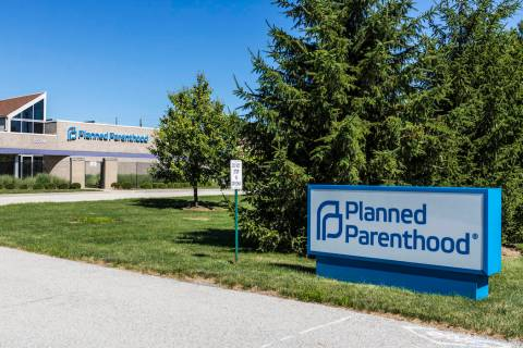 The exterior of a Planned Parenthood location. (Getty Images)