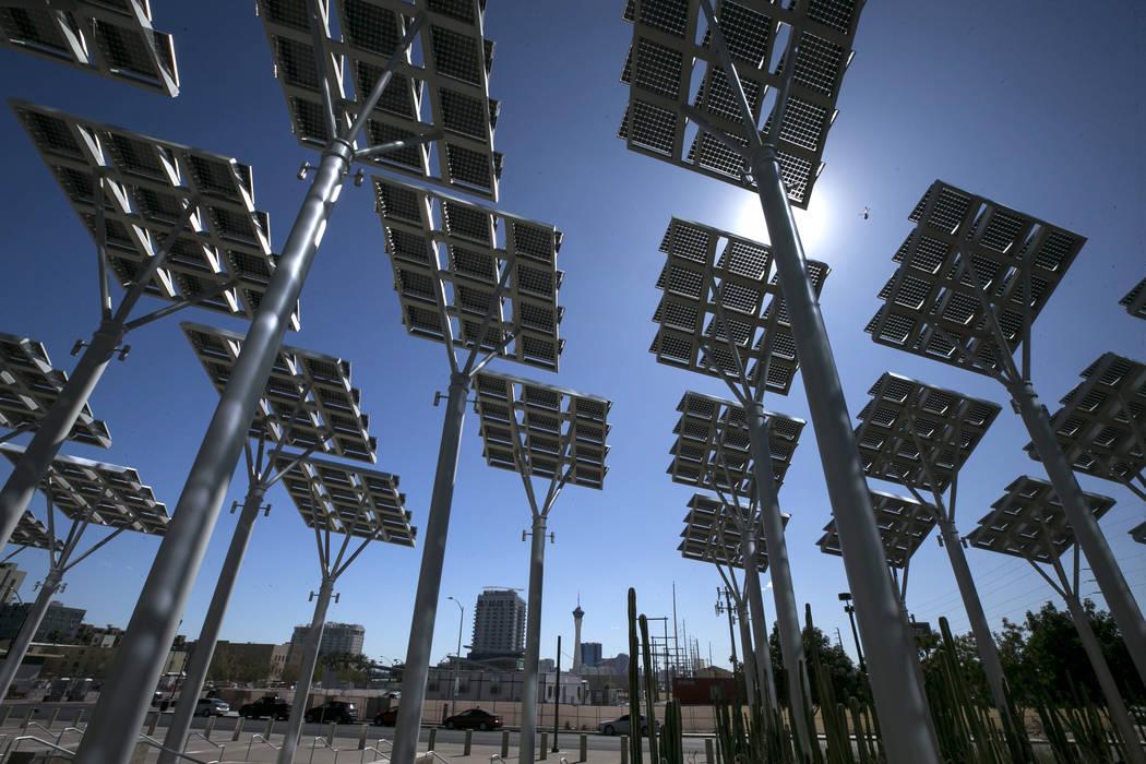 Nevada ranks 3rd for solar installation in the US | Las