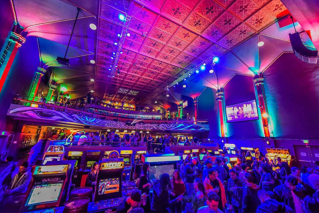 Arcade bar Emporium to open at Area15. (Emporium)