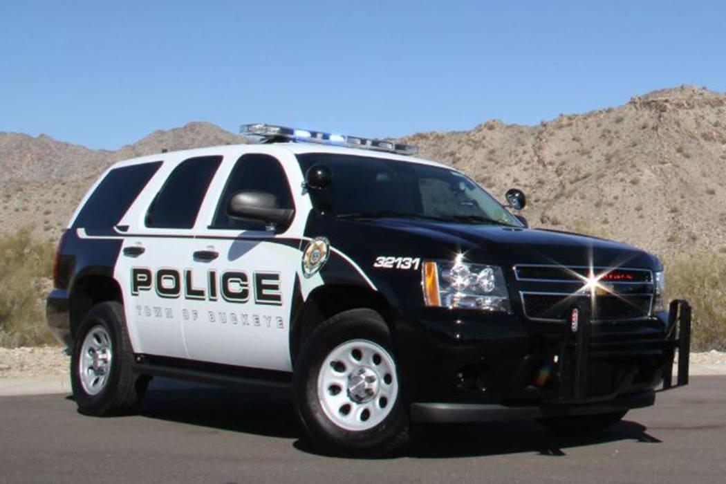 Buckeye (Ariz.) Police Department (Facebook)