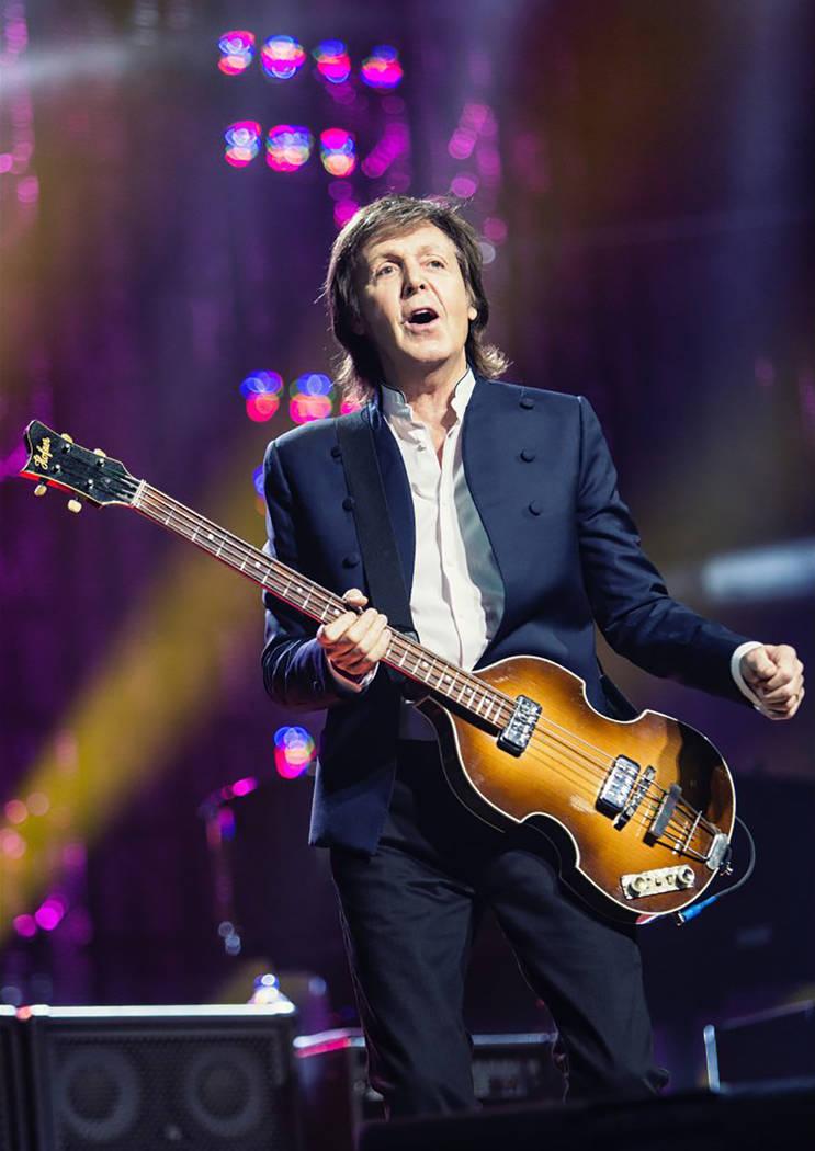 Paul McCartney (MJ Kim)