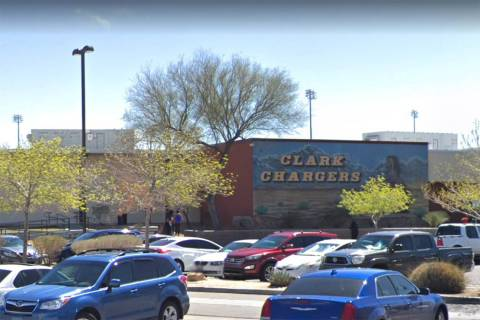 Clark High School (Google)