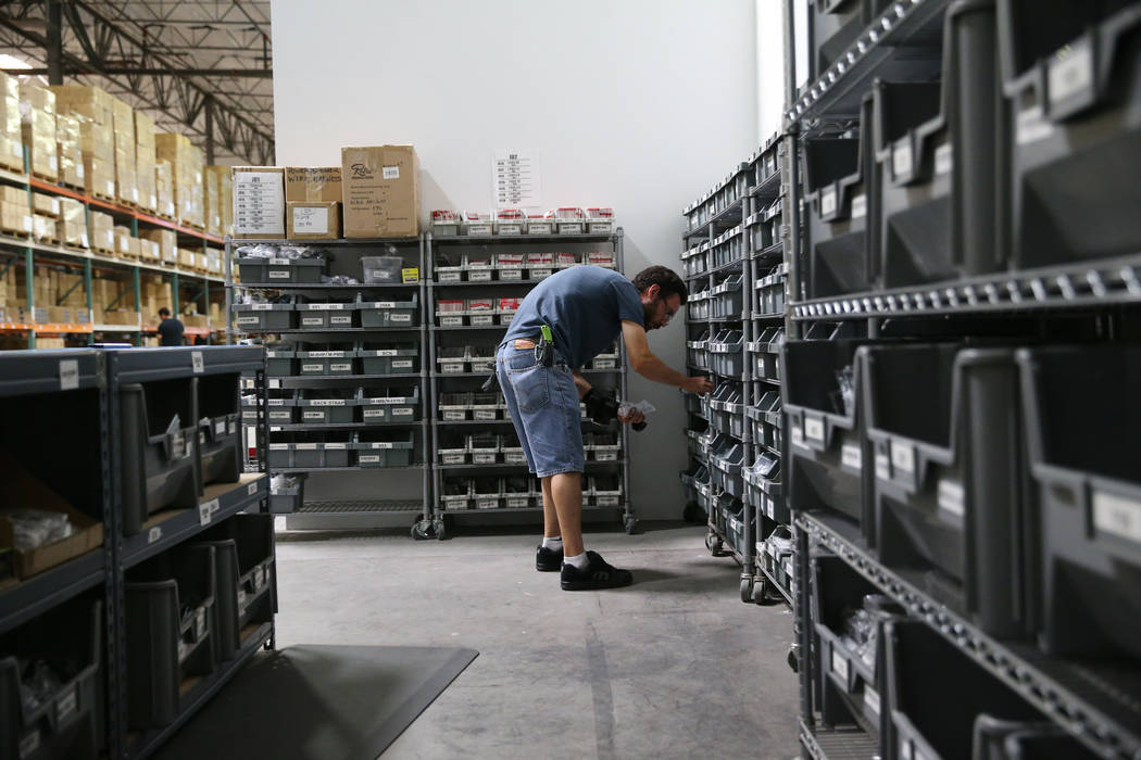 Some Clark County businesses can avoid costly China tariffs