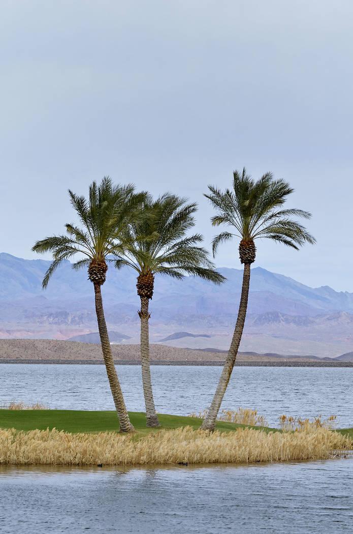 Reflection Bay at Lake Las Vegas in Henderson. (Bill Hughes Real Estate Millions)