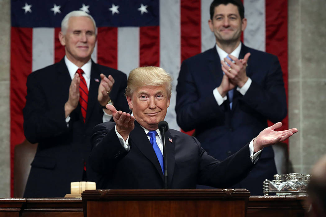 President Donald Trump (Win McNamee/AP)