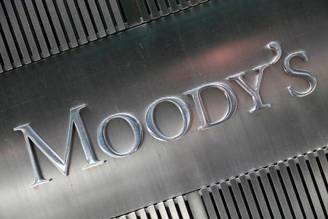 Moody's Investors Service announced Thursday, June 20, 2019, that it upgraded the credit rati ...